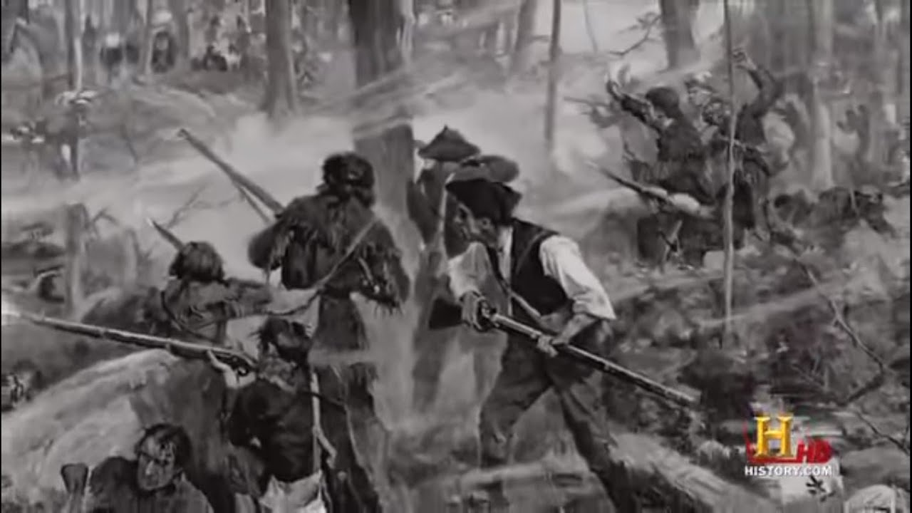 The Scotch-Irish and the Battle of Kings Mountain - YouTube