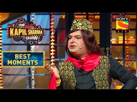 Qawwal Sahab's Qawwali | The Kapil Sharma Show Season 2 | Best Moments