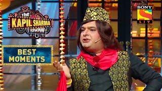 Qawwal Sahab's Qawwali   The Kapil Sharma Show Season 2   Best Moments