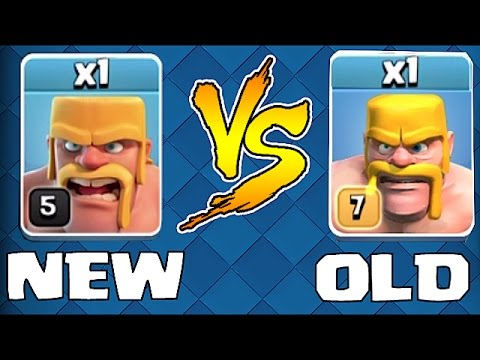 NEW Vs. OLD!! 🔸 WORST AND BEST TROOPS FACEOFF🔸Clash of clans