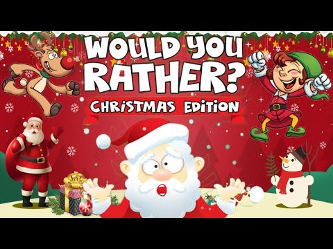 Would You Rather (Holiday Edition) This or That Workout!