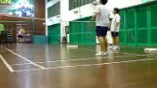 badminton lobs