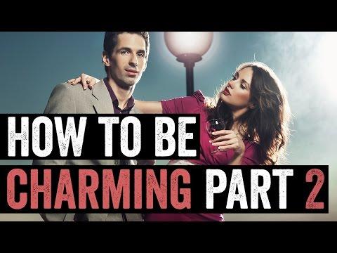 dating a charming man