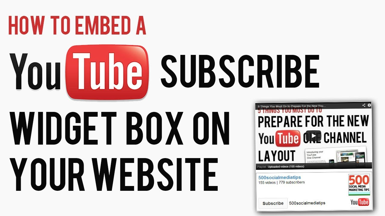 How to add a custom search box to your website - YouTube