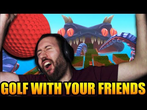 RETURN OF PATIENCE | Golf With Your Friends Gameplay Part 47