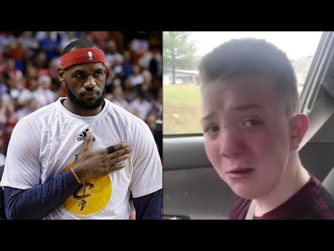 See LeBron James RESPOND to Kid Who Was Victim of Bullying!