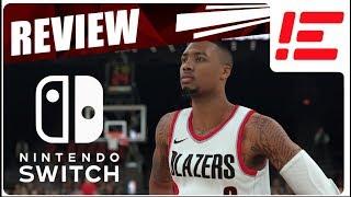 NBA 2K19 Nintendo Switch Review - Nintendo Enthusiast