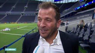 Rafael van der Vaart voorspelt Ajax-Tottenham Hotspur