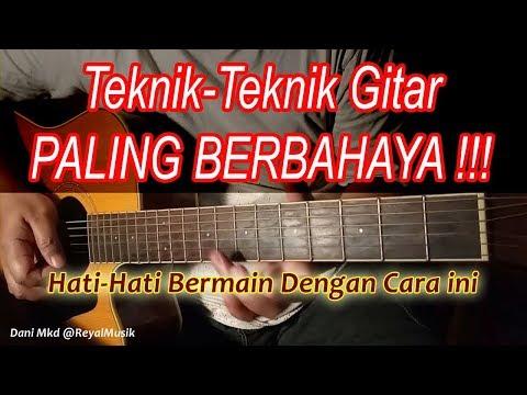BAHAYA! Belajar Gitar Cara Ini Bermainnya HARUS Hati-Hati !!!