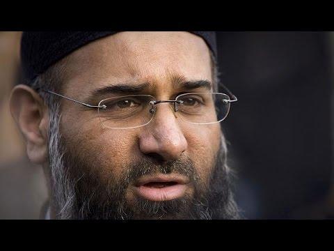 Britain Jails Radical Muslim Cleric Anjem Choudary