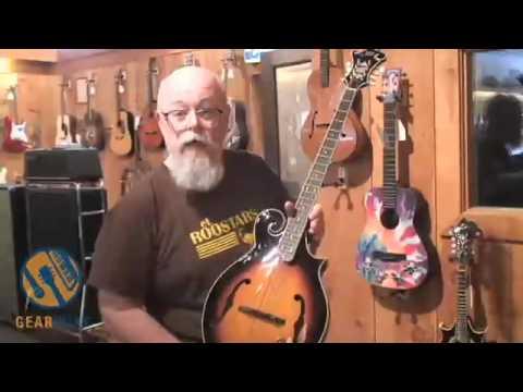 Morgan Monroe MMS-5 Mandolin At Guitar Emporium