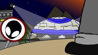 AREA 51 RAID ! Epic animation