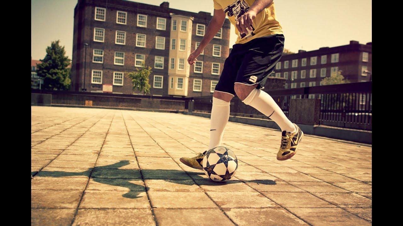Freestyle Football Skills - Warm Up - 2016 Pt.1 HD - YouTube