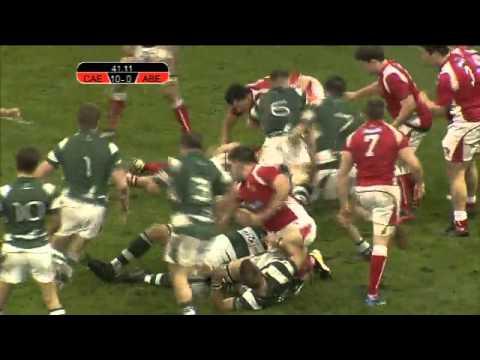 Welsh Varsity Match 2013