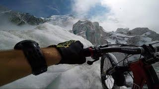 Ride The Mont-Blanc // Kilian Bron
