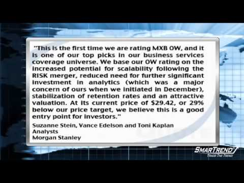 News Update: Morgan Stanley Initiated Coverage Of MSCI Inc With OW Rating