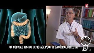 Santé - Le nouveau test de dépistage du cancer colorectal