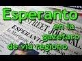 Esperanto en la gazetaro de via regiono