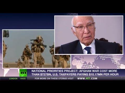 US failed in Afghanistan, intervention won't defeat terrorism' - Pakistan's security advisor