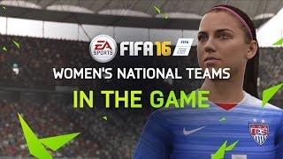 FIFA 16 Trailer - Women