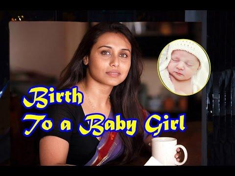 Rani Mukerji, Aditya Chopra Blessed With a Baby Girl | Adira | Photos | Bollywood - entertamil.com