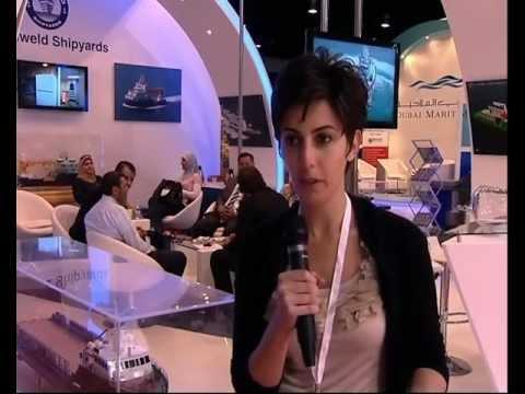 Farah Hameed - Offshore Arabia 2012