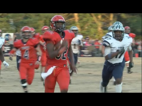 Union's James Mitchell named TV11 football Player of the year