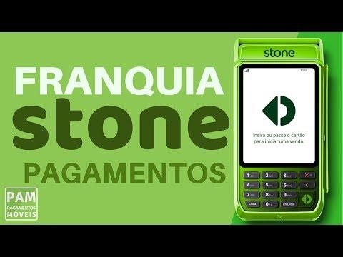 Franquia Stone Pagamentos #PAM