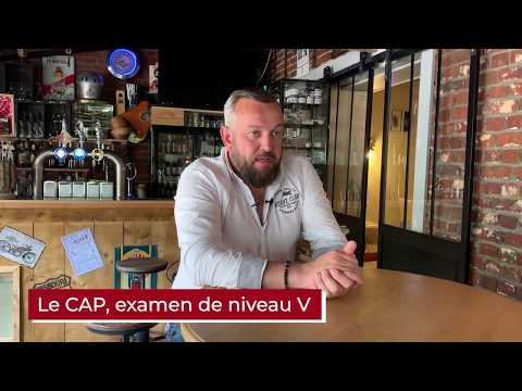 CAP Commercialisation Et Services En Hôtel Café Restaurant (HCR)