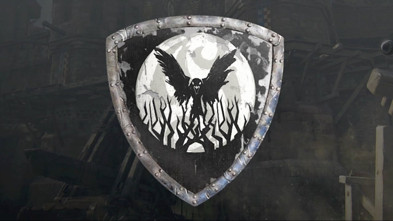 For Honor Crow Themed Emblem Tutorial