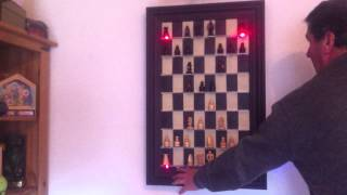 Wall Mounted Computer Chess