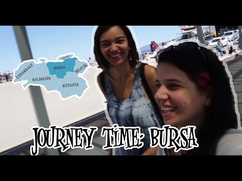 9 HOURS IN BURSA |TURKEY