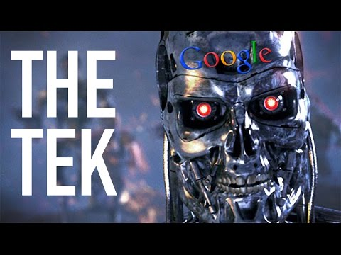 The Tek 0218: Google Is In Your Bed, Licking Your Ear - Why is This OK?