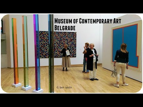 Museum of Contemporary Art, Belgrade, Serbia