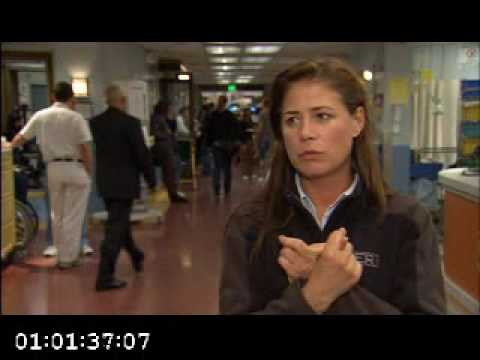 Maura Tierney talks about leaving ER