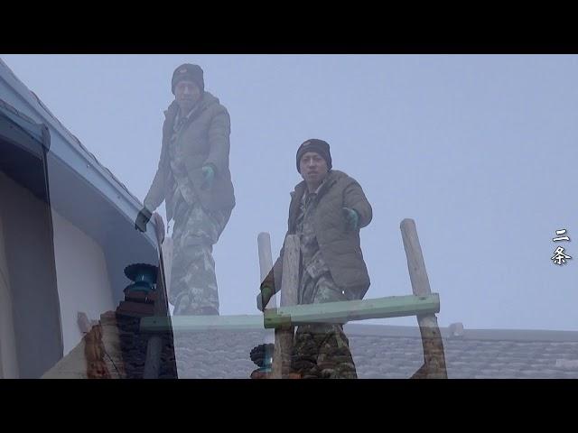 【原创】(338)一冬五次上房顶 二条院里正发愁!邻居大哥谈经验 最后怎么样?