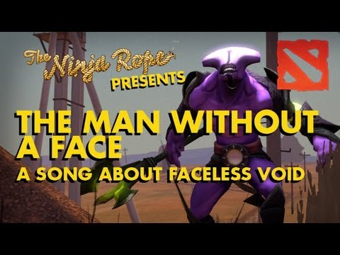 A Song about Faceless Void: The Man Without A Face - ♪ Dota 2 Music Video ♪
