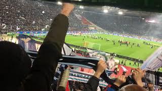Vola Lazio Vola - FInale Coppa Italia - Curva Nord - SS Lazio