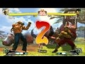 藍弟 lsy9983 [Bison] vs aki0 aki0 [Sagat] SSF4 Japanese Online Ranked Matches - TRUE-HD