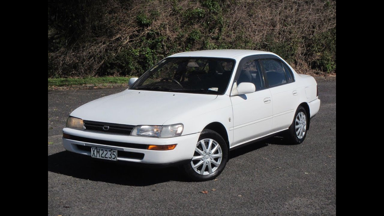1993 Toyota Corolla SEG Sedan $1 RESERVE!!! $Cash4Cars$Cash4Cars$ ** SOLD **