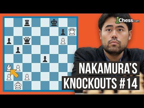 Nakamura's Knockouts: Hikaru Versus the Chess Prodigies