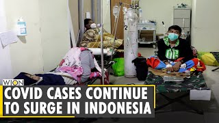 COVID-19 Update: Coronavirus Cases Continue To Surge In Indonesia | Latest World English News | WION