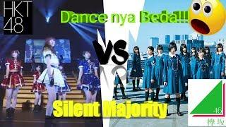 HKT48 VS KEYAKIZAK46-SILENT MAJORITY