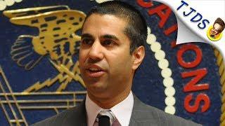 FCC Chair Under Investigation For Collusion - Ajit Pai
