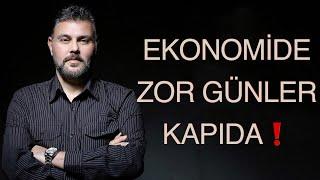EKONOMİDE ASIL TEHLİKE BAŞLAMAK ÜZERE! | MURAT MURATOĞLU