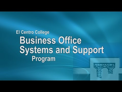 El Centro College BOSS Program