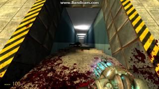 Garry's Mod Dismemberment Mod(gameplay part1/2)