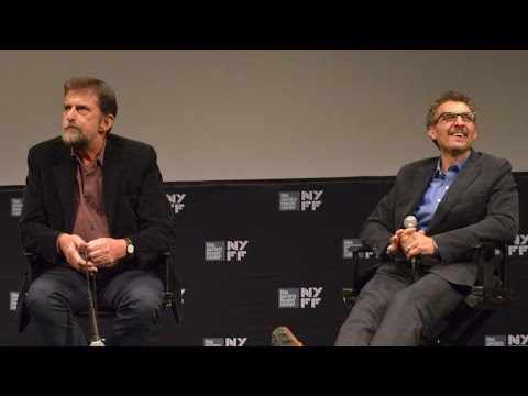 John Turturro & Nanni Moretti | 'Mia Madre' Press Conference | NYFF53