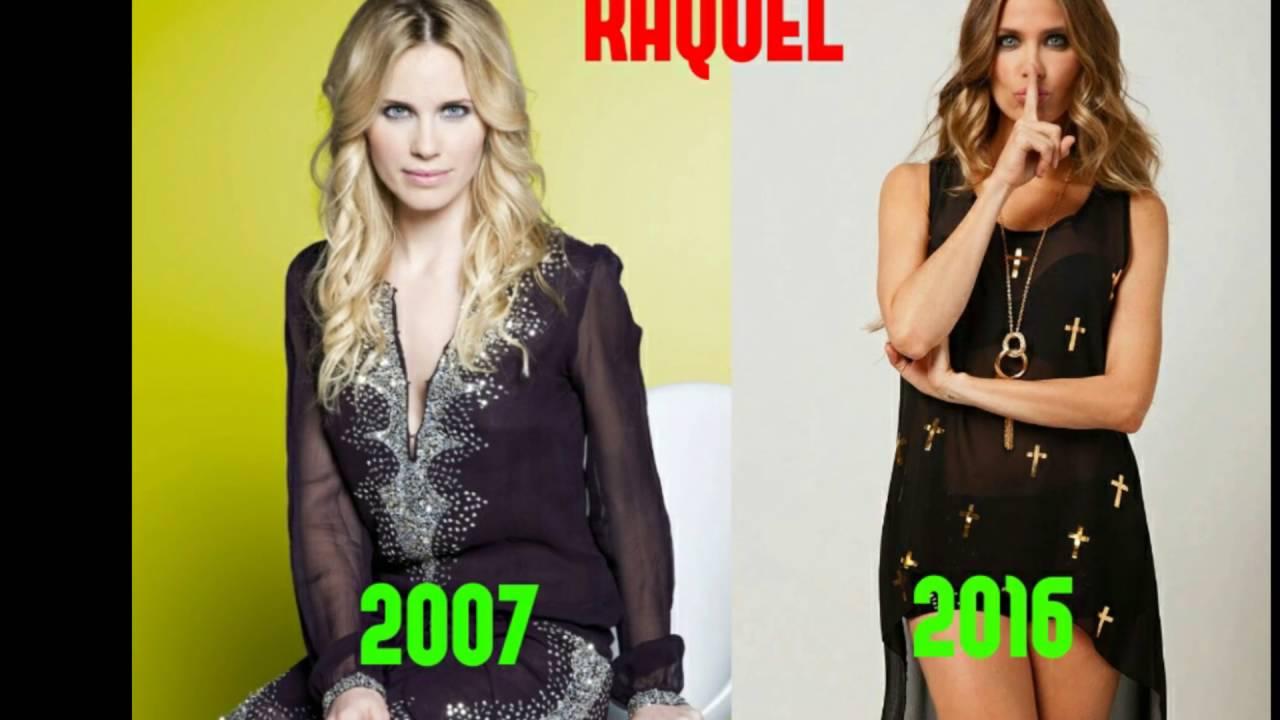 La que se avecina antes y despu s youtube for Vanesa romero ropa interior