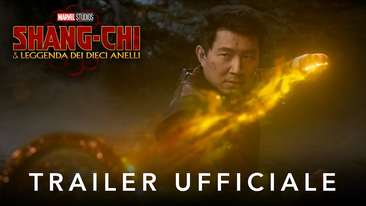 Shang-Chi e la Leggenda dei Dieci Anelli   Trailer Ufficiale